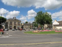 Melksham, Town Hall, Wiltshire © Doug Lee